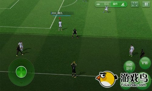 fifa online3手机版操作界面一览[多图]图片2