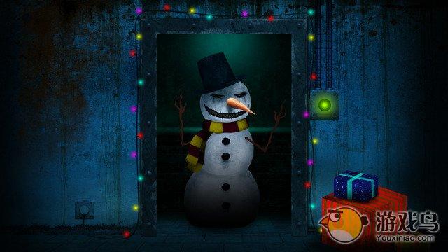 圣诞节五夜图2: