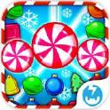 糖果缤纷乐狂欢圣诞节
