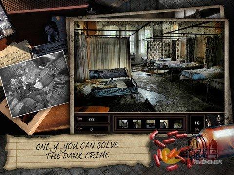 被遗弃的谋杀客房HD图1:
