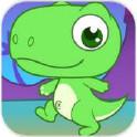 超可爱小恐龙