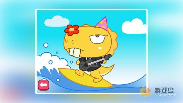 超可爱小恐龙图3:
