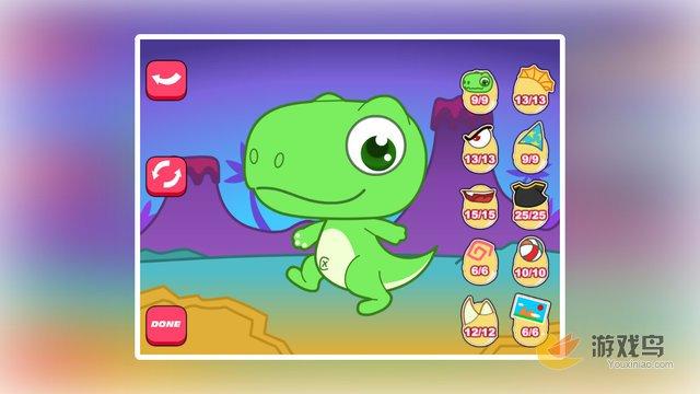 超可爱小恐龙图5: