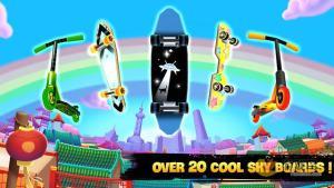 3D滑板跑酷图3