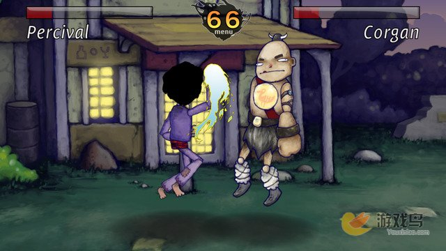 拳击格斗图4: