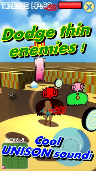 优妮蒂与不可思议的迷宫3D图2: