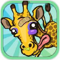模拟长颈鹿冬季运动