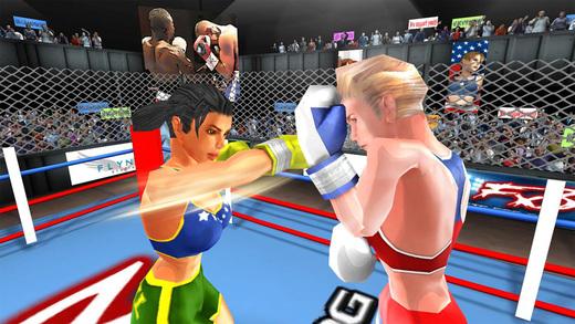 女子拳击对抗图3: