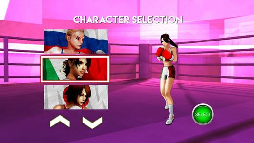 女子拳击对抗图4: