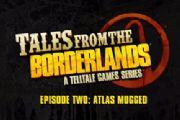 《无主之地传说》第二章Atlas Mugged预告片