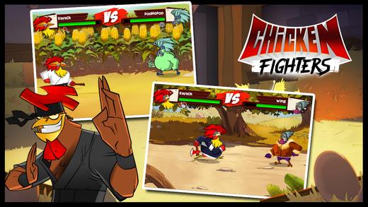 战斗鸡图1:
