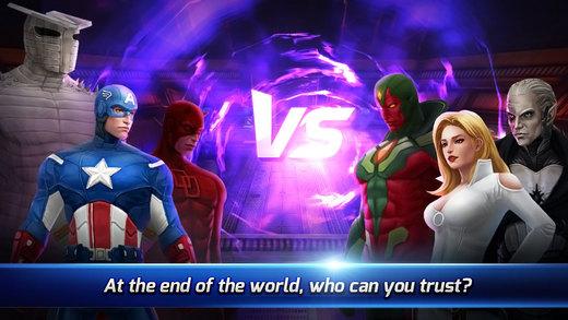 漫威未来之战4.7.1官网版下载手机游戏图3: