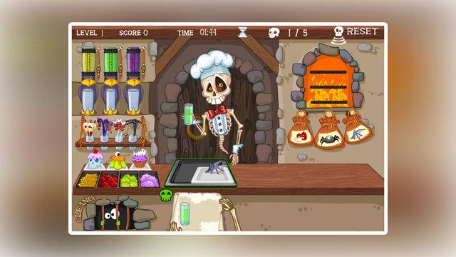 骷髅餐厅图1: