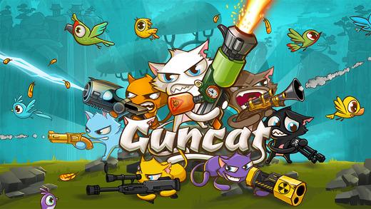 枪炮猫图5:
