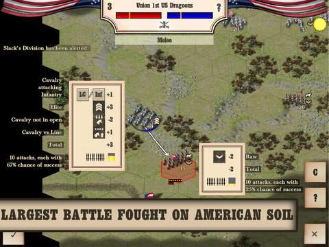 南北战争1861图1:
