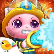 萌宠小英雄之消防员