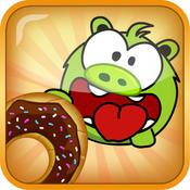 饥饿的小猪:甜甜圈版