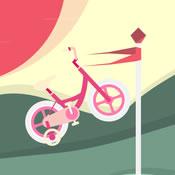 自行车飞驰