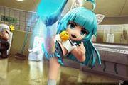 3D无厘头格斗《热血街霸3D》燃爆宣传片