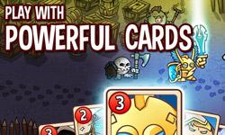 RPG塔防卡牌新游《疯狂的国王》登陆iOS[多图]