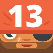 13个小偷