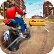 热情摩托车比赛