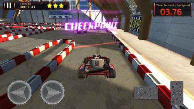 卡丁车停车场3D图3: