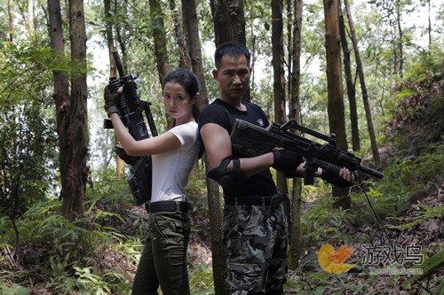 《合金英雄》美女枪手真人视频曝光 盛夏枪战来[多图]图片2