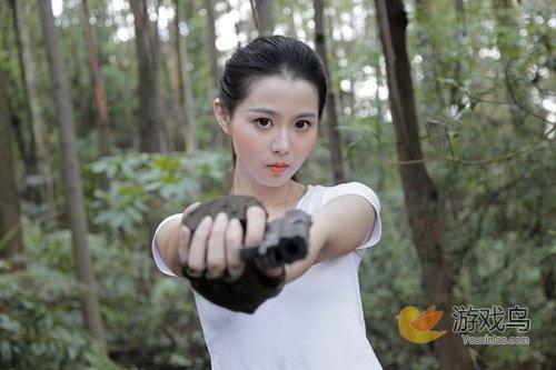 《合金英雄》美女枪手真人视频曝光 盛夏枪战来[多图]图片3