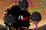 飞行非射击游戏《暗星》预告视频玩法演示