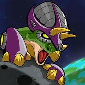 机甲恐龙:劫持月球