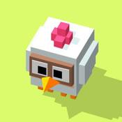 小公鸡过马路