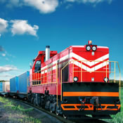 货物列车模拟器3D