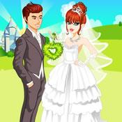 梦幻婚礼换装
