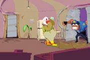 奇葩冒险游戏《小丑多普希》预告视频