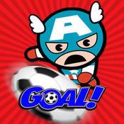 超级英雄足球