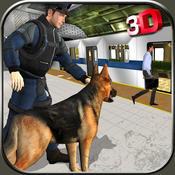 警犬地铁罪犯