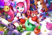 拼图形堆雪人 《魔力宝贝》手游欢乐圣诞节[多图]