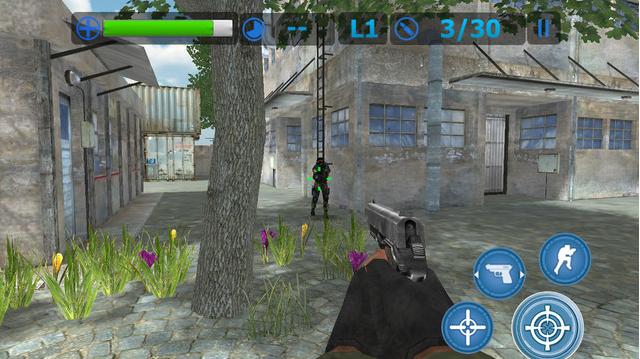 反恐射击精英3D图3: