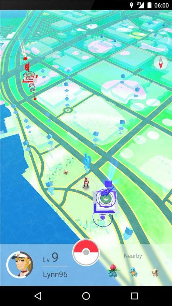 口袋妖怪go懒人版2018官方最新手机版地址下载(pokemongo)图3: