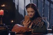 美人鱼林允古装出镜《作妖计》宣传片