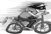 男子伪装学生到大学偷自行车 骑到土门销赃[图]