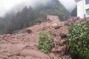 福建三明山体滑坡 10万方以上大型自然灾害[多图]
